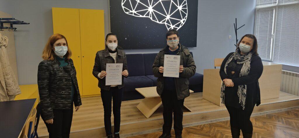 honourable mentions - Ivo and Denitsa